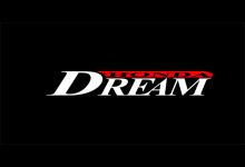 Honda Dream - logo
